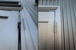 愛知県安城市 ドアが閉まらない「ドアの開閉がおかしかったので心配でしたが修理で済んで助かりました!」 ドア改修工事店 ドア丁番修理工事【株式会社サッシ.NET】